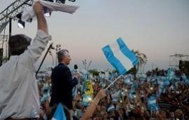 14/10/2019: Luego del debate, Macri viaja a Paraná para otro Sí, se puede