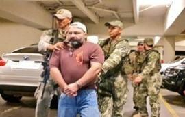 """14/10/2019: """"¡Quieto allí""""!: el momento en que detuvieron en Paraguay al jefe narcotraficante brasileño que abastecía al PCC y al Comando Vermelho"""