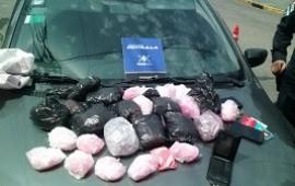 15/10/2019: Villa Martelli: capturan a jóvenes con más de 1300 dosis de marihuana y 1000 de cocaína