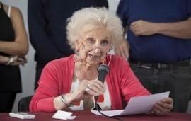 15/10/2019: Estela de Carlotto cuestionó a Gómez Centurión tras el debate y espera que