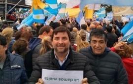 """18/10/2019: """"Apelamos al voto reflexivo"""", dice Mattiauda que confía en que los entrerrianos voten a Macri"""