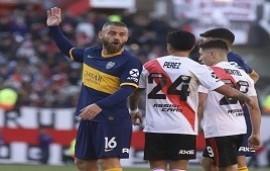 18/10/2019: Daniele De Rossi borrado de los concentrados de Boca para Racing y River ¿seguirá o se va en diciembre?