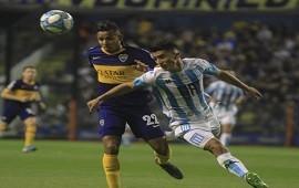 18/10/2019: Con un gol de Zaracho, Racing le ganó a un Boca alternativo sin ideas
