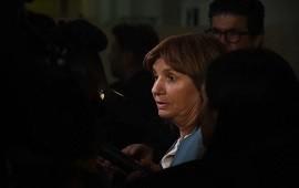 21/10/2019: Para Patricia Bullrich, los ataques a la prensa frente al consulado de Chile son