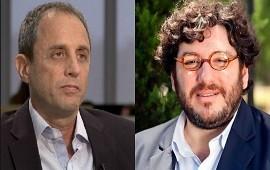 23/10/2019: El fuerte cruce de Ernesto Tenenbaum y Pablo Avelluto por