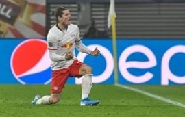 23/10/2019: El impresionante gol del Leipzig en Champions League que podría ser elegido entre los mejores del año