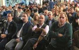 23/10/2019: El candidato a gobernador bonaerense de Gómez Centurión pidió votar por Macri y Vidal