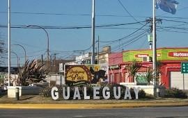 """05/10/2020: """"No quiero que se tenga que elegir a quién le van a poner el respirador"""", dijo el intendente de Gualeguay"""