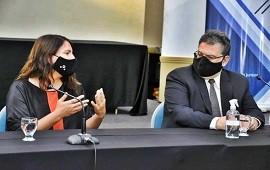 30/10/2020: La fiscal Minatta alertó sobre el endurecimiento de penas y habló de la fiesta en el barrio Lezca