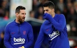 09/10/2020: El motivo por el cual lo echaron de Barcelona, sus charlas con Messi en plena crisis y los últimos mensajes con Leo: las 18 frases de Luis Suárez