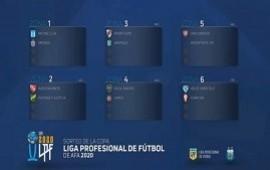 16/10/2020: Boca visita a Lanús y River recibe a Banfield en el arranque de la Copa de la Liga