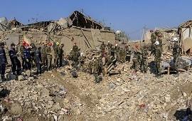 19/10/2020: Nagorno Karabaj: Azerbaiyán toma el control de varias aldeas
