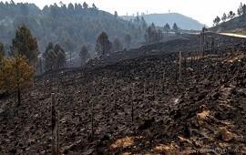 20/10/2020: Gracias a las lluvias, se extinguieron todos los incendios que quedaban activos en Córdoba