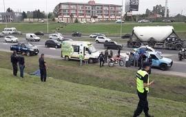 23/10/2020: Pilar  Un policía de civil mató a un motochorro que acababa de cometer un robo