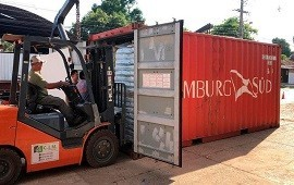 23/10/2020: Paraguay: llega un contenedor desde Serbia con siete cadáveres