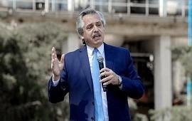 26/10/2020: Alberto Fernández: