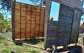 28/10/2020: Se frenó una usurpación de terrenos en zona de Pampa Soler