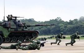 28/10/2020: China le exige a Estados Unidos que frene inmediatamente su contacto militar con Taiwán
