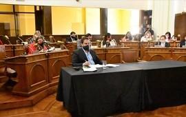 29/10/2020: En el Concejo Deliberante se destacó la importancia de la transferencia de los excedentes de Salto Grande