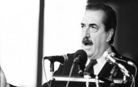 30/10/2020: Referentes sociales, sindicales y políticos recordaron el triunfo de Alfonsín hace 37 años