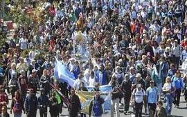 01/10/2021: Virgen de Luján, la arraigada devoción popular que creció junto con la Patria y que ahora recupera su peregrinación