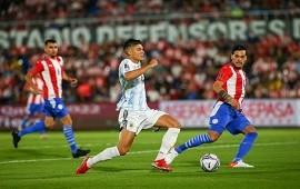 07/10/2021: Argentina no pudo concretar e igualó sin goles ante Paraguay