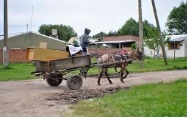 13/10/2021: Dos familias, armadas hasta los dientes, se enfrentaron por la compra-venta de un carro y un caballo
