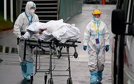 15/10/2021: Rusia registra el récord de contagios y muertes por Covid