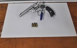 17/10/2021: Un concordiense detenido por circular portando un arma de fuego