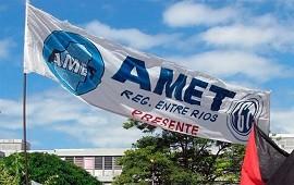 17/10/2021: AMET insiste al gobierno provincial con el pedido de recomposición salarial: evalúan tomar