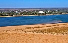 19/10/2021: Sigue creciendo el río Paraná, pero no se recuperará al menos hasta el próximo año