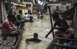19/10/2021: India: 41 muertos en inundaciones y deslizamientos de tierra