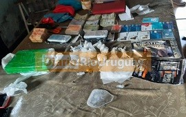 23/10/2021: Secuestraron alrededor de 200.000 pesos, estupefacientes y detuvieron a una mujer en el barrio Constitución
