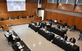25/10/2021: Qué dijo la contadora Gallo sobre las empresas vinculadas a Aguilera y la familia Urribarri