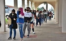 25/10/2021: COVID: Este martes en Concordia también se vacunará a adolescentes