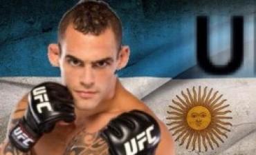 Ponzinibbio debuta como el primer argentino en la UFC