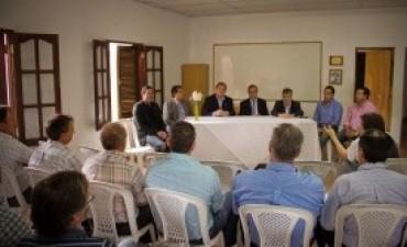 Se puso en funcionamiento la línea de electrificación biprovincial Chajarí-Mocoretá
