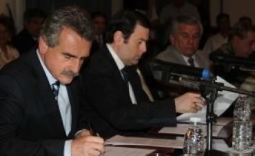 Rossi supervisó el operativo Fortín II en Santiago del Estero