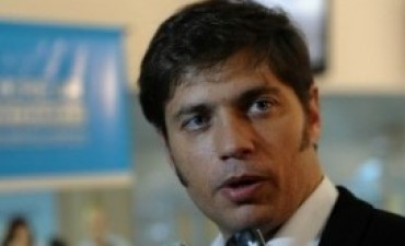 Kicillof celebró el acuerdo alcanzado con Repsol