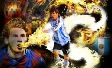 Messi emprende su viaje a Argentina para terminar de recuperar su lesión
