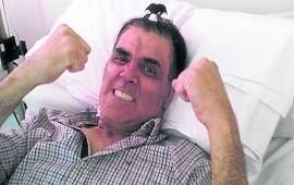 """Pocho La Pantera: """"Este cáncer no tiene idea con quién se metió"""""""