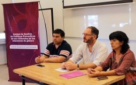 La provincia capacita a agentes sanitarios en el abordaje de situaciones de violencia de género