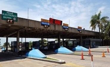 El Túnel Subfluvial incorporó carteles de señalización variable
