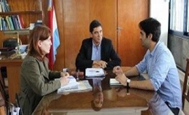 Continúan las acciones conjuntas del CGE y Derechos Humanos