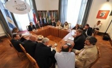 Bordet pidió mecanismos eficaces y mayor articulación entre los poderes del Estado
