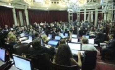 El Senado aprobó por amplia mayoría la