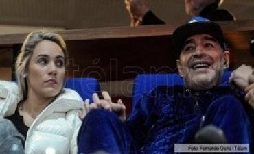 copa davis Maradona:
