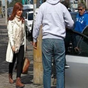 Dólar futuro: Cristina tiene cita en Comodoro Py pero ella quiere que el trámite se haga en su casa de Río Gallegos