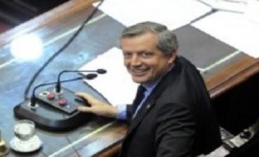 Monzó fue reelegido hoy como presidente de la Cámara de Diputados