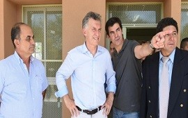 15/11/2017: Macri aseguró que el principal objetivo del gobierno nacional es ayudar a las provincias